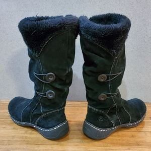 BareTraps Leather Boots